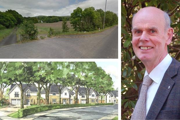Helensburgh councillor Richard Trail says he hopes a new deal can be struck to develop the Sawmill Field site at the east end of Helensburgh later this year after house builder CALA pulled out
