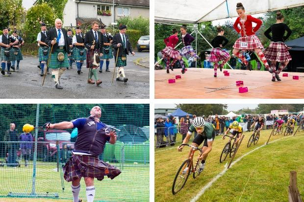 This year's Rosneath Peninsula Highland Gathering takes place on Sunday, June 14