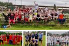Teams from Dundee, Oban and Glasgow joined Helensburgh and Loch Lomond players at Helensburgh's second Hockey Fling