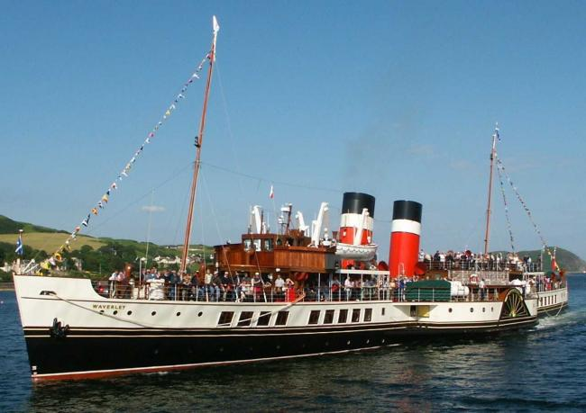 The Waverley was withdrawn from service in May