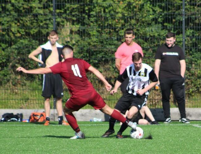 Helensburgh lost 4-2 away to Westerlands on Saturday, November 2