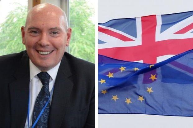 Council chief executive Cleland Sneddon's report on the potential impact of a no-deal Brexit on Argyll and Bute was put before councillors without a debate