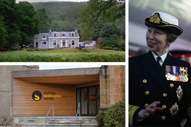 The Scottish Submarine Centre in Helensburgh, officially opened by HRH the Princess Royal in July, and Ashfield House B&B in Arrochar are among the Argyll and the Isles nominees for the Thistle Awards