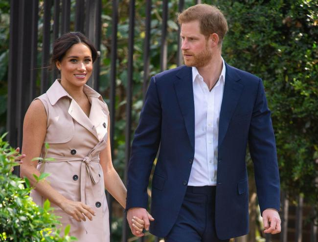 Prince Harry and the Duchess of Sussex opened up candidly about their feelings in the ITV documentary Harry & Meghan: An African Journey (Dominic Lipinski/PA Wire)
