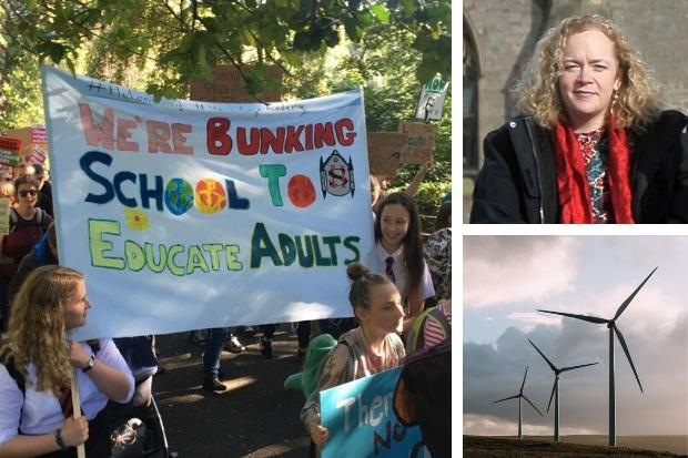 A new Argyll and Bute working group on climate change, chaired by Helensburgh councillor and council leader Aileen Morton, meets for the first time on November 7