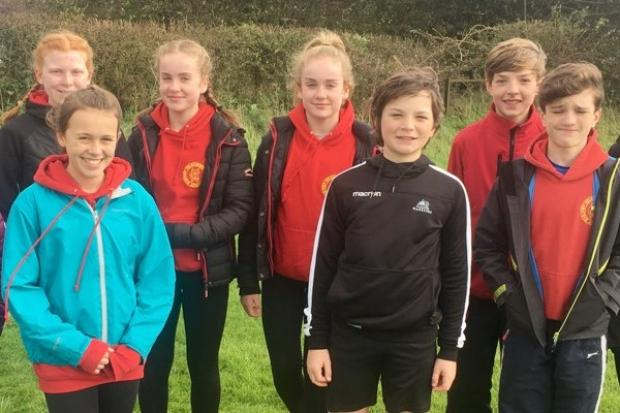 Helensburgh's young athletes have begun the winter cross-country season by competing in events in Kilmarnock, Balloch and Cumbernauld