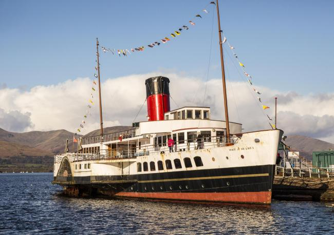 The future of the Maid of the Loch, and other industrial museums around Scotland, is under threat as a result of the pandemic, a heritage body has warned
