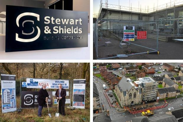 Helensburgh firm Stewart & Shields is one of 19 companies across Scotland to win a place on Scotland Excel's new £1.5bn 'new build residential construction' framework