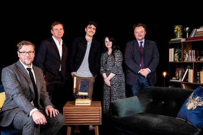 The final two episodes of The Big Scottish Book Club, filmed at The Tower in Helensburgh, will be shown on BBC Scotland