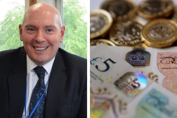 Cleland Sneddon says the projected overspend on health and social care services in Argyll and Bute exceeds what the local authority has in reserve