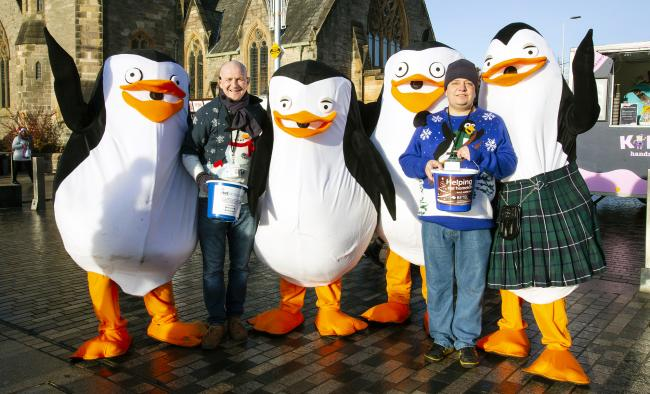 The Winter Festival's Penguin Crew are planning to go online after the 2020 event was cancelled due to Covid-19 safety concerns