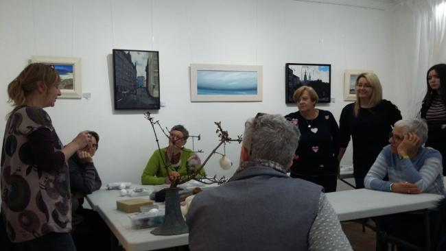 Helensburgh Art Hub will host well-being events and activities
