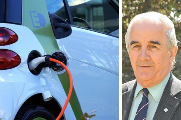 George Freeman says provisions for electric car charging points in Argyll and Bute's new local development plan proposals don't go far enough
