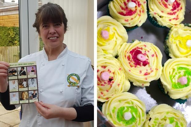 Melanie Andrews is offering one lucky Helensburgh and Lomond primary school pupil free entry to the Scottish Baking Awards 2020