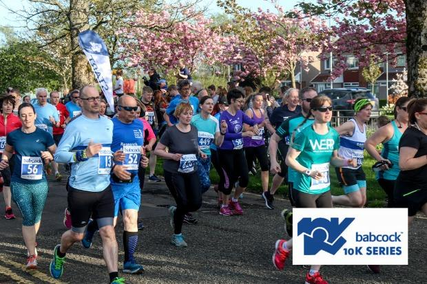 The Babcock 10K Series begins in Helensburgh on May 7 (Photo - Daren Borzynski)