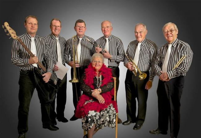 The Allander Jazz Band will return to Helensburgh on March 14