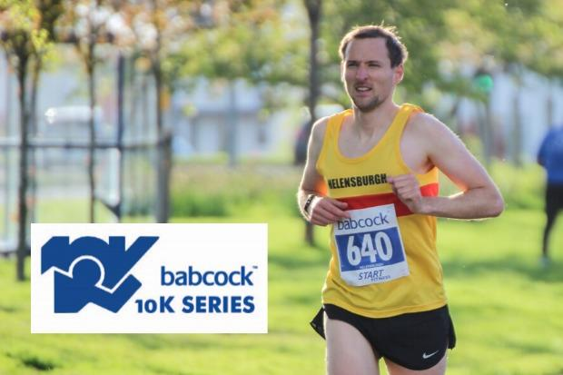 The Babcock 10K Series takes place in May, with races in Helensburgh, Dumbarton and Glasgow
