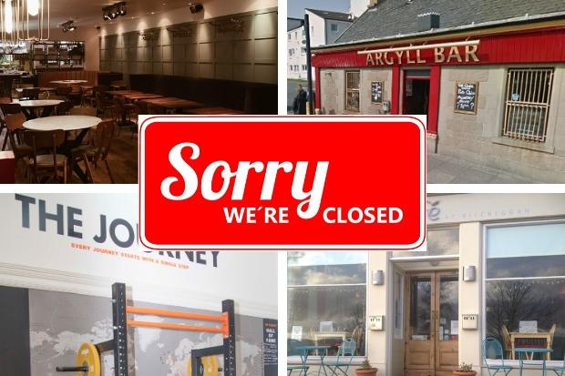 Restaurants, pubs and cafes across Helensburgh and Lomond have been reacting to the UK government's order that pub, restaurants, cafes and other hospitality and entertainment venues must close their doors - though many are already offering delivery an