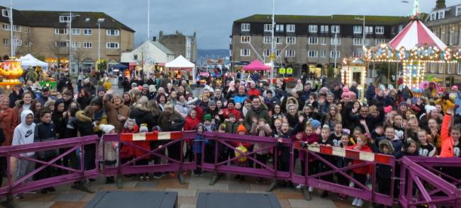 An application from the Helensburgh Festive Lighting Charitable Trust for financial support for the town's Christmas lights display has been refused by members of Argyll and Bute Council's Helensburgh and Lomond area committee