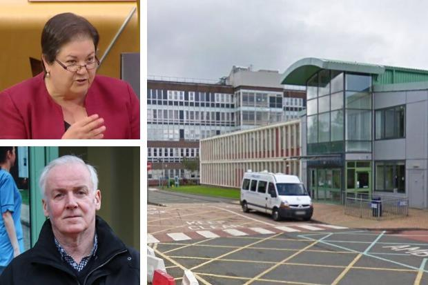 Jackie Baillie and Jim Moohan have raised concerns at the introduction of a new appointment-only system for accessing GP out-of-hours services at the Vale of Leven Hospital and across the NHS in Greater Glasgow and Clyde