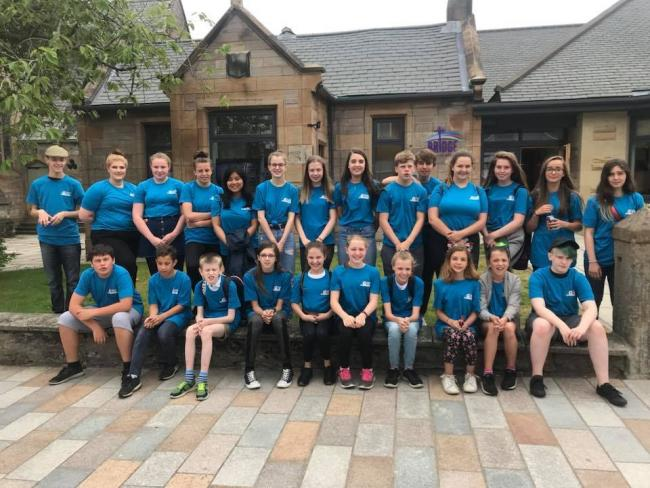 Young people from Helensburgh and Lomond will still be able to take part in the GIVE youth volunteering programme this summer - though many aspects of the initiative will change in line with social distancing restrictions