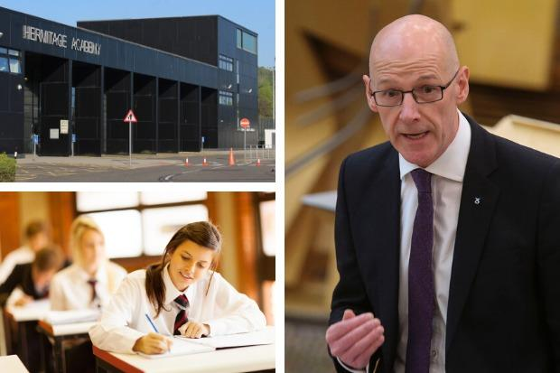 John Swinney announced on Tuesday that pupils in Scotland's schools will be able to return to class full-time from August 11, with no social distancing restrictions, if scientific and health advice permits