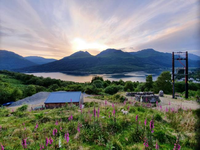 Arrochar and Tarbet have been identified as