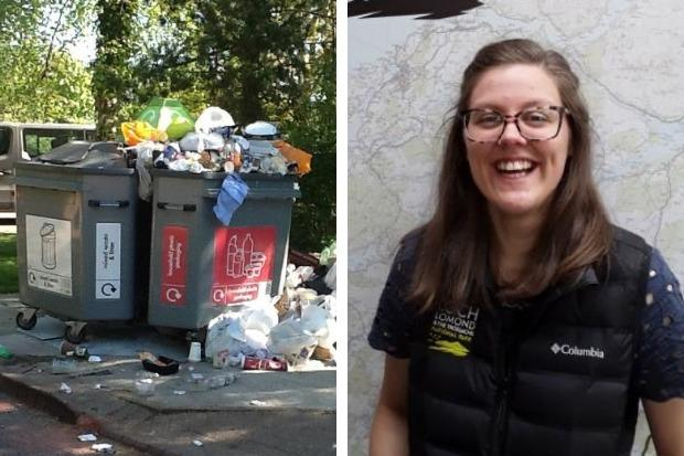 Our latest Community Column is written by Nik Turner, litter prevention manager with the Loch Lomond and the Trossachs National Park Authority