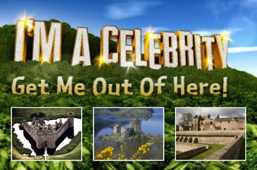 I'm a Celeb 2020: Five Scottish castles that could be used for UK series