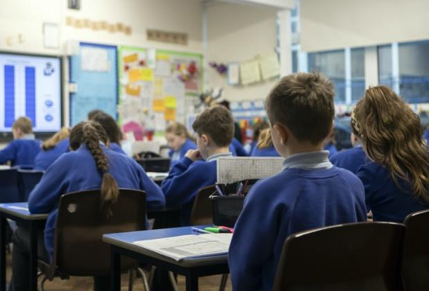 Helensburgh Advertiser: Schools are back in Scotland this week