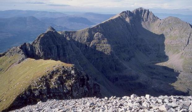 Helensburgh Advertiser: Liathach