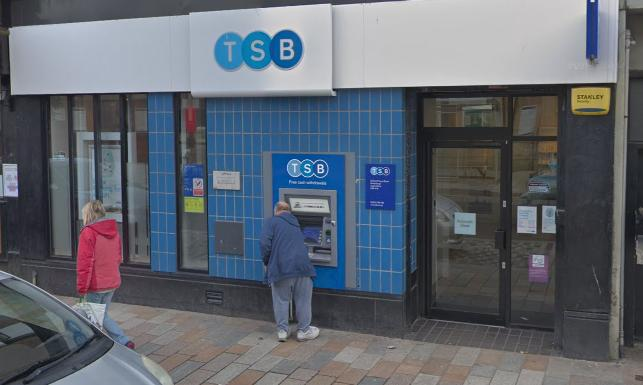 TSB has announced a raft of closures, with 73 branches in Scotland set to shut by the end of November 2020