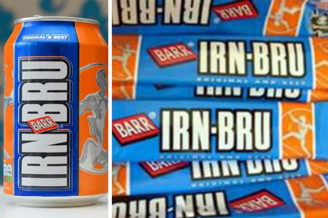 The Irn-Bru 'confession' reveals why their chew bars are gone for good