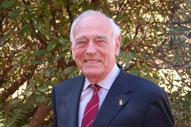 Argyll and Bute's late Provost, Len Scoullar, died at the age of 81