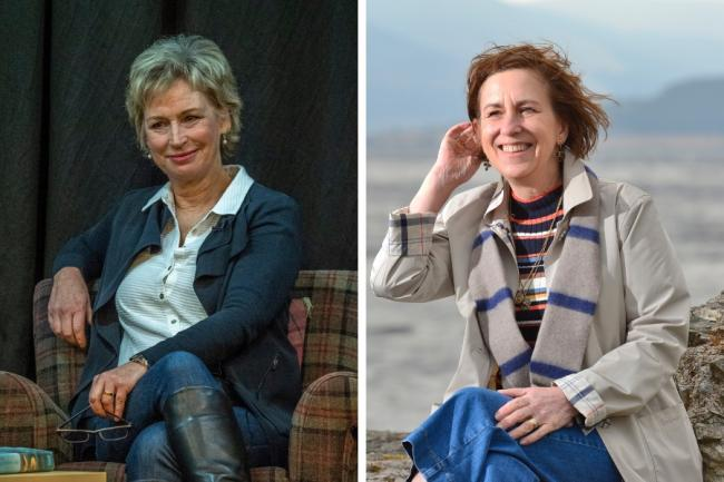 Sally Magnusson and Kirsty Wark are among the guests at the first virtual Cove and Kilcreggan Book Festival this weekend