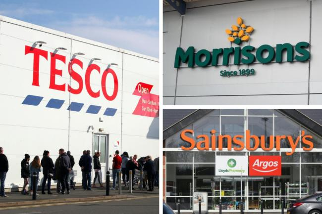 Morrisons, Sainsbury's and Tesco give Covid rules update amid 'flouting' shoppers