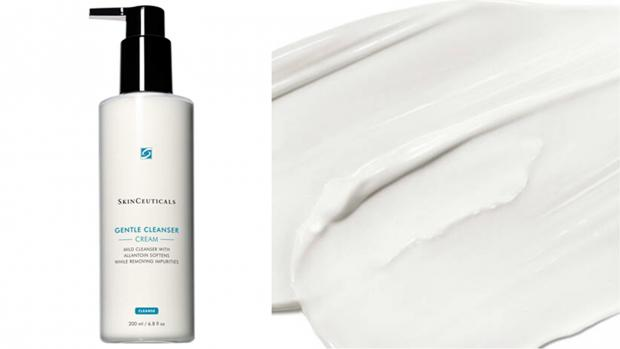 Helensburgh Advertiser: Gently cleanse your skin with the SkinCeuticals Gentle Cleanser. Credit: SkinCeuticals