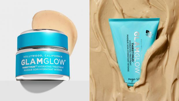 Helensburgh Advertiser: Give your skin a major boost with the Glamglow Thirstymud 24-Hour Hydrating Treatment Face Mask. Credit: Glamglow