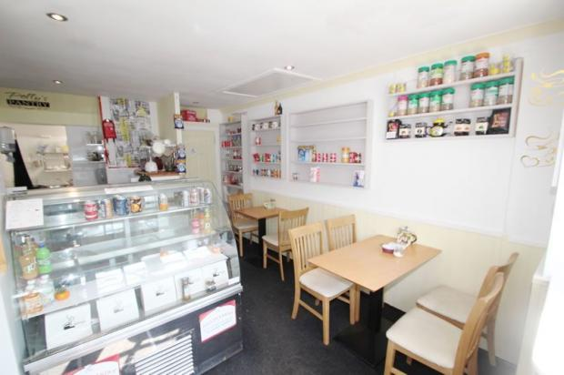 Helensburgh Advertiser: The former Clachan Tearoom in Rosneath