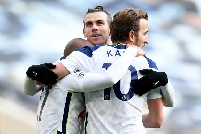 Gareth Bale inspired Tottenham to three points against Burnley