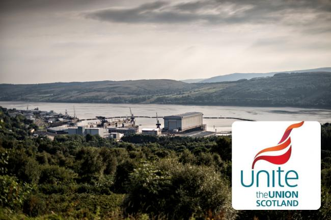Staff at HM Naval Base Clyde will take part in industrial action starting on Friday, March 12 (main image credit: Jamie Simpson/Herald&Times)