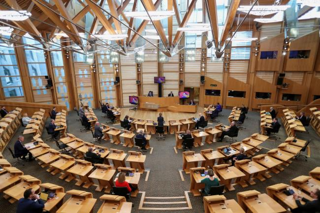 Holyrood elections take place on Thursday, May 6 (Credit: Russell Cheyne/PA Wire)