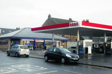 Petrol prices in Helensburgh are the lowest for miles
