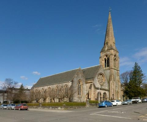 Image result for Helensburgh Parish church photos