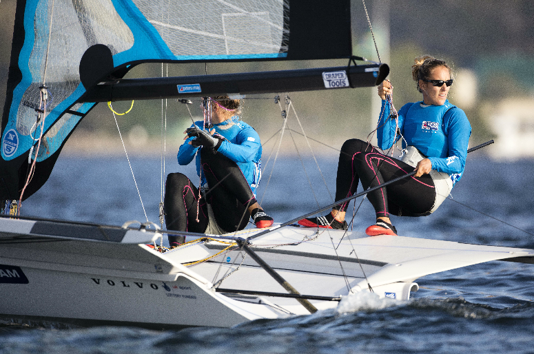 Sailing: Catch up with local heroes' Rio bid at Clyde event