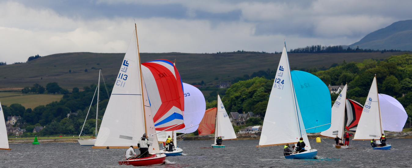 Cove sailor DeVenny takes the Clyde Cup