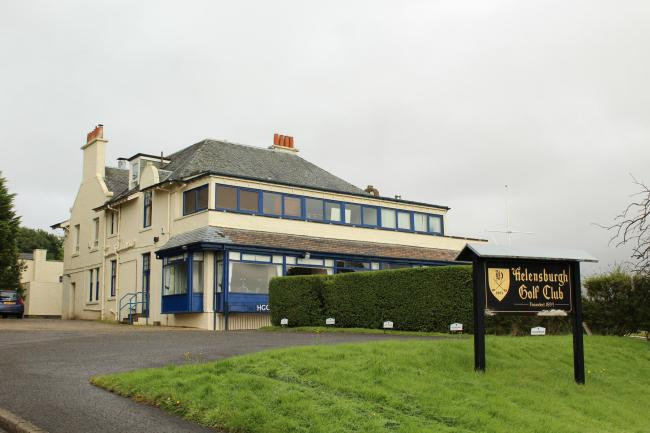 Helensburgh Golf Club's members have given their backing to development plans for part of the course