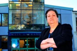 Jackie Baillie says cancer services at the Vale of Leven Hospital are under threat