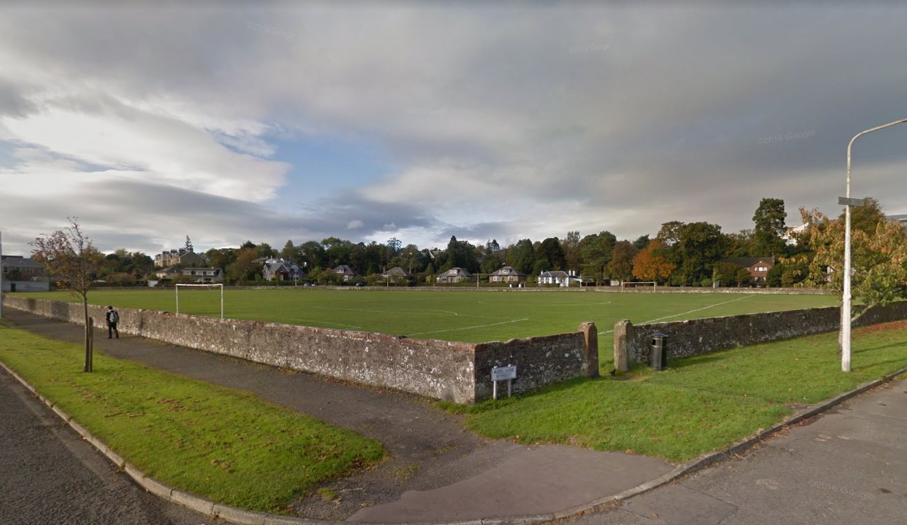 East King Street football pitches were declared unplayable on Friday, before August was even out.