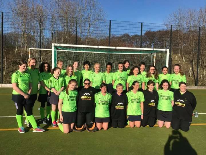 Loch Lomond Hockey Club beat Garnock 3-0 in Stewarton on Saturday